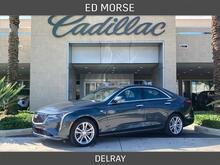2021_Cadillac_CT4_Luxury_ Delray Beach FL