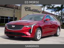 2021_Cadillac_CT4_Luxury_ Delray Beach FL