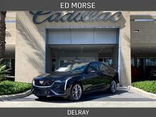 2021_Cadillac_CT4_Sport_ Delray Beach FL