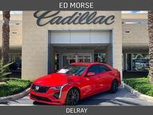 2021_Cadillac_CT4_V-Series_ Delray Beach FL