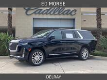 2021_Cadillac_Escalade ESV_Premium Luxury_ Delray Beach FL