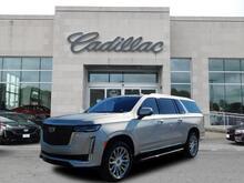2021_Cadillac_Escalade ESV_Premium Luxury_ Northern VA DC