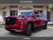 2021_Cadillac_Escalade ESV_Sport_ Delray Beach FL