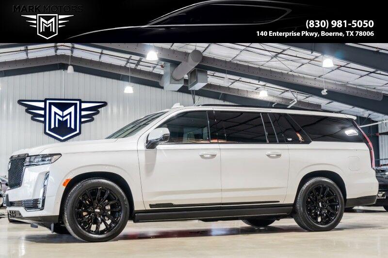 2021_Cadillac_Escalade ESV_Sport Platinum_ Boerne TX