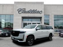 2021_Cadillac_Escalade ESV_Sport_ Northern VA DC