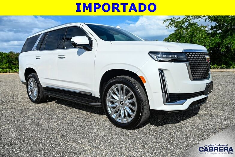 2021 Cadillac Escalade Premium Arecibo PR