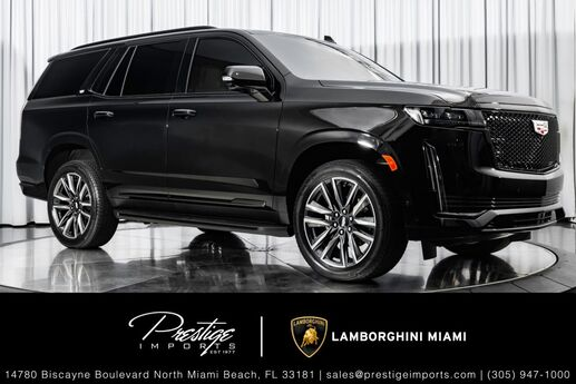 2021 Cadillac Escalade Sport North Miami FL