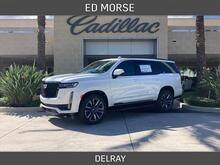 2021_Cadillac_Escalade_Sport Platinum_ Delray Beach FL