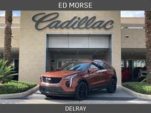 2021_Cadillac_XT4_FWD Sport_ Delray Beach FL