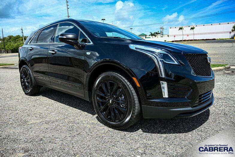 2021 Cadillac XT5 Premium Luxury Arecibo PR