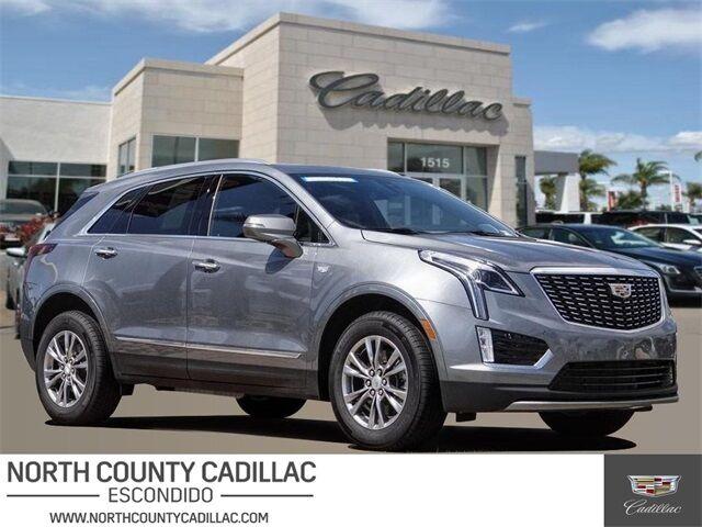 2021 Cadillac XT5 Premium Luxury San Diego County CA