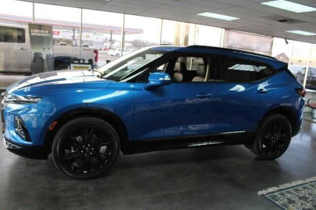 2021 Chevrolet Blazer AWD 4dr RS Fort Scott KS