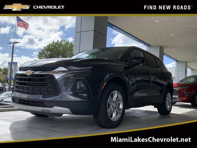2021 Chevrolet Blazer LT Miami Lakes FL