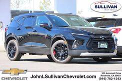 2021_Chevrolet_Blazer_LT_ Roseville CA