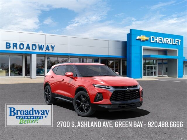 2021 Chevrolet Blazer RS Green Bay WI