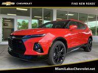 2021 Chevrolet Blazer RS Miami Lakes FL