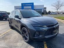 2021_Chevrolet_Blazer_RS_ Milwaukee and Slinger WI