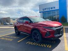 2021_Chevrolet_Blazer_RS_ Milwaukee and Slinger WI