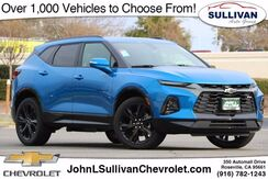 2021_Chevrolet_Blazer_RS_ Roseville CA