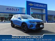 2021_Chevrolet_Blazer_RS_ Northern VA DC