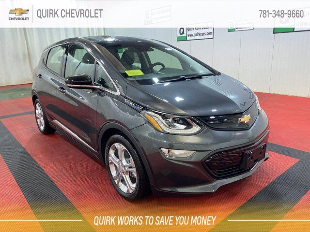 2021 Chevrolet Bolt EV LT Braintree MA