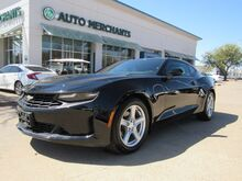 2021_Chevrolet_Camaro_1LT Coupe APPLE CAR PLAY, BACKUP CAM,_ Plano TX