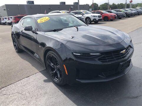 2021_Chevrolet_Camaro_LT_ Evansville IN