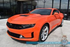 2021_Chevrolet_Camaro_LT1 / RS Pkg / 6-Spd Manual / 6.2L V8 / Bi-Mode Exhaust / Performance Suspension / Active Rev-Match / BREMBOS / RECARO Seats / Power Driver's Seat / Apple Carplay & Android Auto / Only 3k Miles / 1-Owner_ Anchorage AK