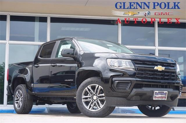 2021 Chevrolet Colorado 2WD Work Truck Gainesville TX