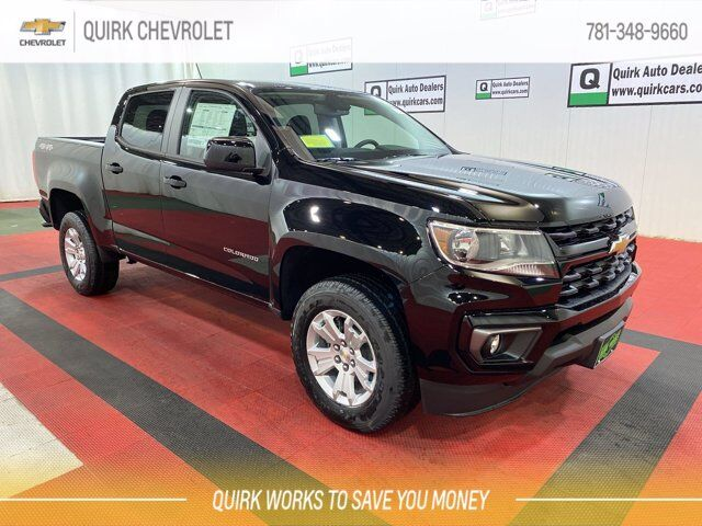 2021 Chevrolet Colorado 4WD LT Braintree MA