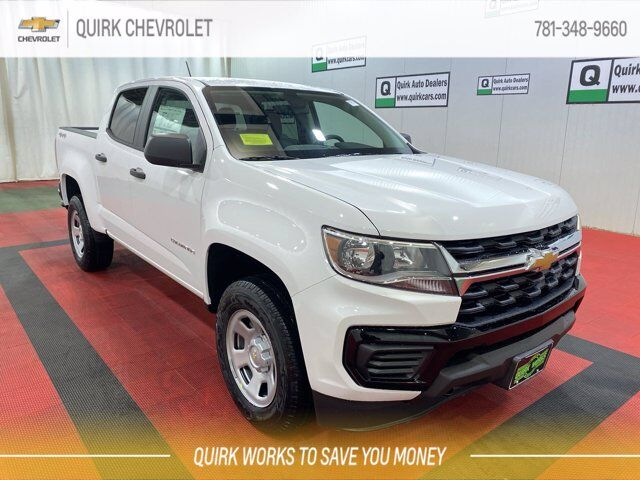 2021 Chevrolet Colorado 4WD Work Truck Braintree MA