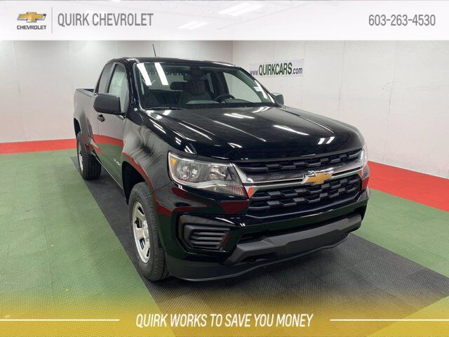 2021 Chevrolet Colorado 4WD Work Truck Manchester NH