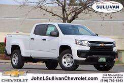 2021_Chevrolet_Colorado_4WD Work Truck_ Roseville CA
