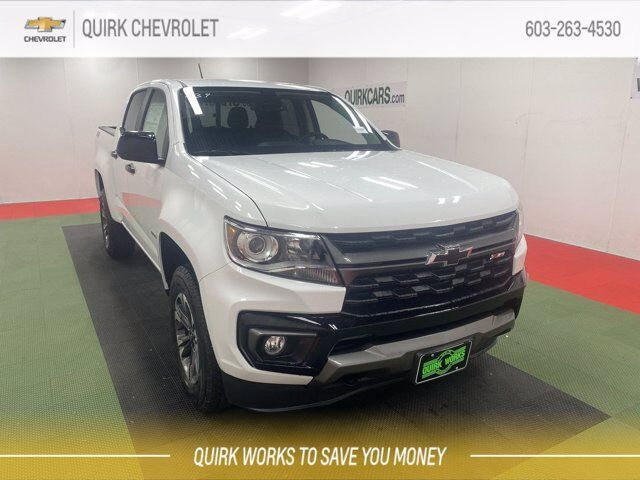 2021 Chevrolet Colorado 4WD Z71 Manchester NH