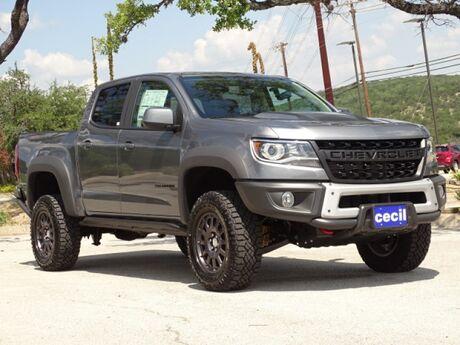2021 Chevrolet Colorado 4WD ZR2  TX