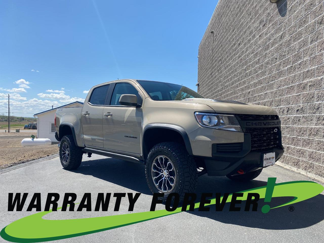 2021 Chevrolet Colorado 4WD ZR2 Jerome ID