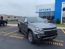 2021_Chevrolet_Colorado_LT_ Milwaukee and Slinger WI