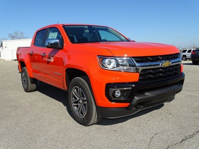 2021 Chevrolet Colorado LT Raleigh NC