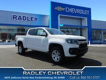 2021_Chevrolet_Colorado_LT_ Northern VA DC
