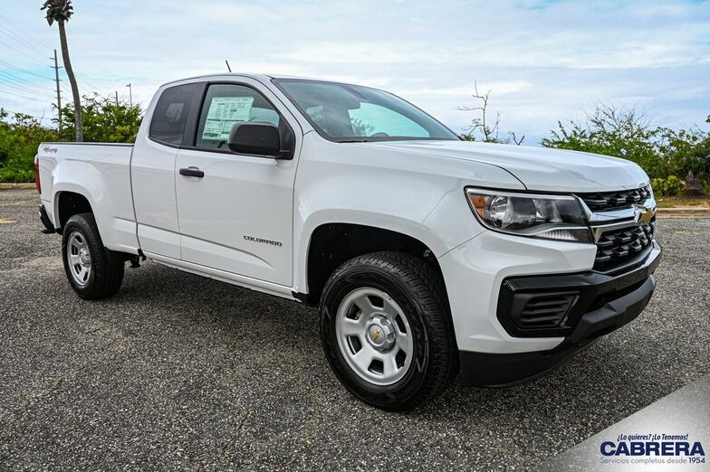 2021 Chevrolet Colorado Work Truck Arecibo PR