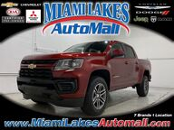 2021 Chevrolet Colorado Work Truck Miami Lakes FL