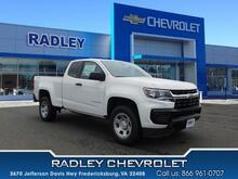 2021_Chevrolet_Colorado_Work Truck_ Northern VA DC