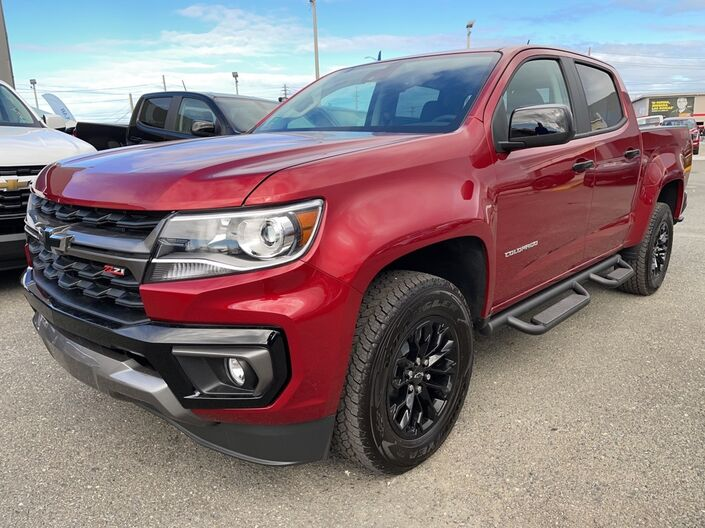 2021 Chevrolet Colorado Z71 Arecibo PR