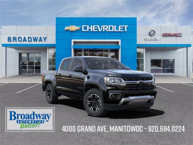2021 Chevrolet Colorado Z71 Manitowoc WI
