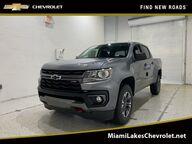 2021 Chevrolet Colorado Z71 Miami Lakes FL