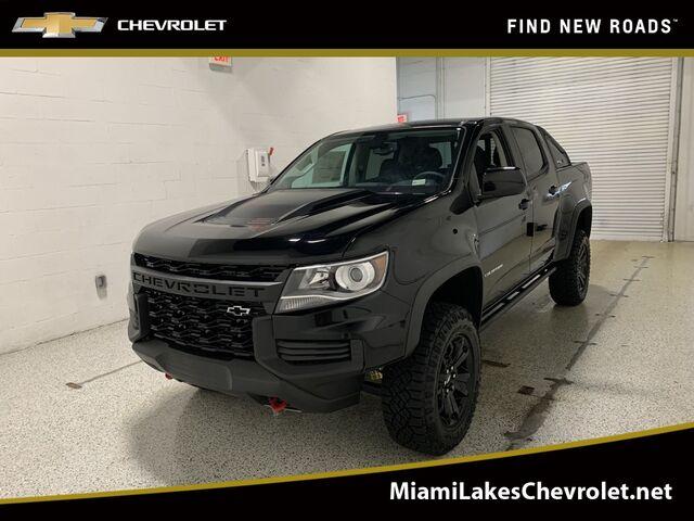 2021 Chevrolet Colorado ZR2 Miami Lakes FL