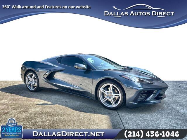 2021 Chevrolet Corvette 1LT Carrollton  TX