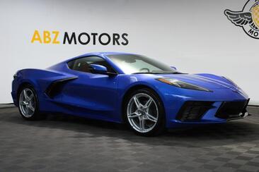 2021_Chevrolet_Corvette_1LT_ Houston TX