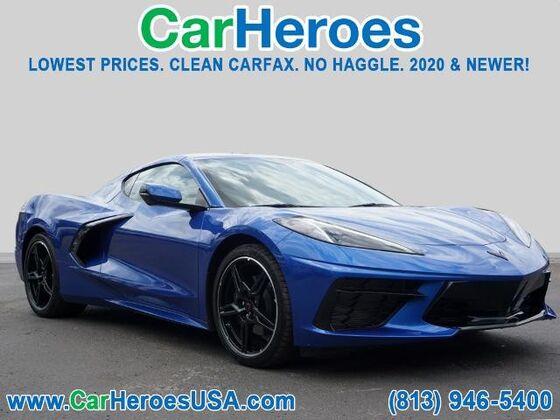 2021 Chevrolet Corvette 1LT Seffner FL