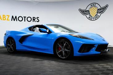 2021_Chevrolet_Corvette_1LT Z51 Package,Navigation,Camera,Bose Sound,Bluetooth_ Houston TX